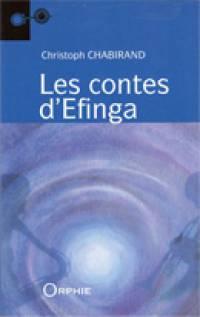 Couverture Les comptes d'Efinga